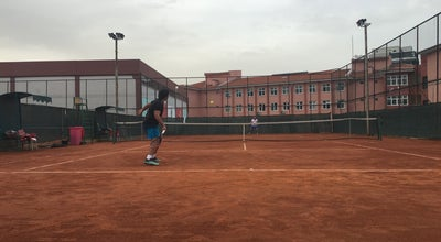 Photo of Tennis Court Manisa Tenis Dağcılık Spor Kulübü at Güzelyurt Mahallesi 5789 Sokak No:1, Yunusemre, Turkey