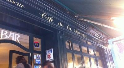Photo of French Restaurant Café de la Banque at 24 Boulevard Paul Peytral, Marseille 13006, France