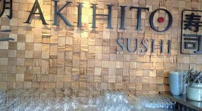 Photo of Sushi Restaurant Akihito Sushi at Herenstraat 39, Rijswijk 2282 BP, Netherlands