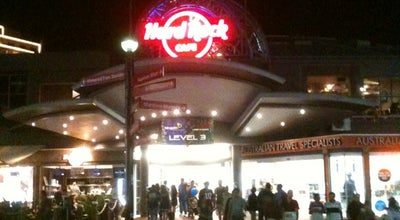 Photo of American Restaurant Hard Rock Cafe Sydney at 2-10 Darling Dr, Darling Harbour, NS 2000, Australia