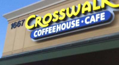 Photo of Cafe The Crosswalk Cafe at 1667 W State Highway 46, New Braunfels, TX 78132, United States