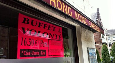 Photo of Asian Restaurant Hong Kong Garden at Avenue Des Combattants 26, Jodoigne 1370, Belgium