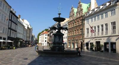 Photo of Monument / Landmark Storkespringvandet at Amagertorv, København K 1160, Denmark