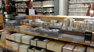 Photo of Miscellaneous Shop Muji at 37-38 Long Acre, London WC2E 9JT, United Kingdom