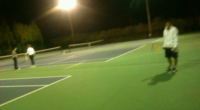 Photo of Tennis Court Green Knoll Tennis Center at 587 Garretson Rd, Bridgewater, NJ 08807, United States