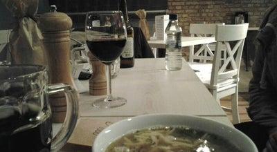 Photo of Diner Fabryka Bistro na dePTAKU at Księcia Bogusława X, Szczecin, Poland