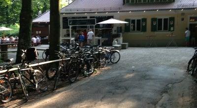Photo of Beer Garden Waldgaststätte Parkhäusl at Prof-steinbacher-straße. 10a, Augsburg 86161, Germany