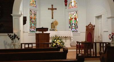 Photo of Church Sacred Heart Catholic Church at 3905 Hickox Rd, Rowlett, TX 75089, United States