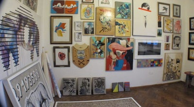 Photo of Art Gallery Kosovo Gallery at Rosario De Santa Fe 986, Cordoba 5003, Argentina