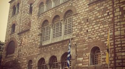 Photo of Church Άγιος Δημήτριος (Agios Dimitrios) at Αγίου Δημητρίου 97, Θεσσαλονίκη, Greece