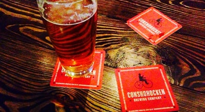 Photo of Brewery Conshohocken Brewing Company at 739 E Elm St, Conshohocken, PA 19428, United States