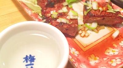 Photo of Sake Bar 備長炭火焼とりともつ焼 いづみ屋 at 本町4-3-20, 船橋市 273-0005, Japan