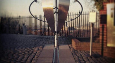 Photo of Historic Site Greenwich Meridian at 0', Greenwich, United Kingdom