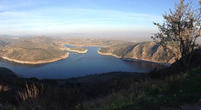 Photo of Lake Bergama Baraji at Turkey