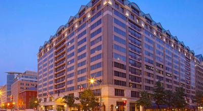 Photo of Hotel Grand Hyatt Washington at 1000 H Street Nw, Washington, DC 20001, United States