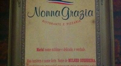 Photo of Italian Restaurant Ristorante Nonna Grazia at R. Dr. José Genuíno, Patos, Brazil