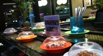 Photo of Sushi Restaurant Sushi Track at 11635 Sw Beaverton Hillsdale Hwy, Beaverton, OR 97005, United States