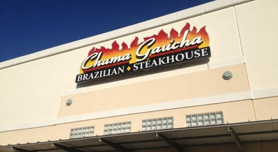 Photo of Brazilian Restaurant Chama Gaucha Brazilian Steakhouse at 18318 Sonterra Pl, San Antonio, TX 78258, United States