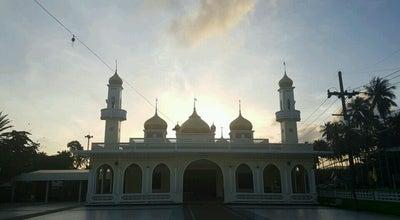Photo of Mosque มัสยิดบ้านคลองแห้ง at Thailand
