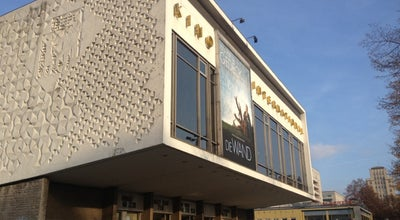 Photo of Indie Movie Theater Kino International at Karl-marx-allee 33, Berlin 10178, Germany