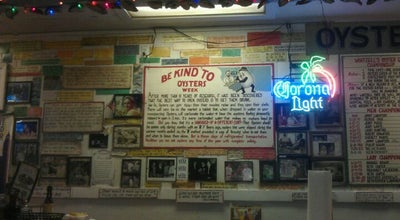 Photo of Seafood Restaurant Wintzell's Oyster House at 605 Dauphin St, Mobile, AL 36602, United States