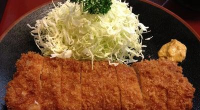 Photo of Food とんかつ 力亭 at 天神1-2-32, 上田市 386-0025, Japan
