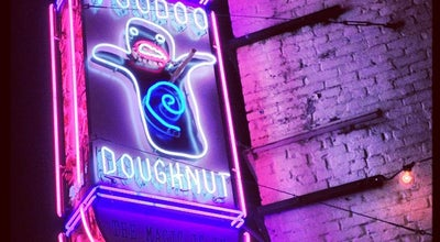Photo of Donut Shop Voodoo Doughnut at 22 Sw 3rd Ave, Portland, OR 97204, United States