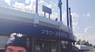 Photo of Baseball Field 鴻巣フラワースタジアム(上谷総合公園野球場) at 上谷707, Kōnosu-shi, Japan