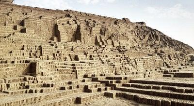Photo of Historic Site Huaca Pucllana at General Borgoño - Cuadra 8, Miraflores 18, Peru
