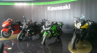 Photo of Motorcycle Shop Kawasaki Showroom at Libis, Quezon City, Philippines