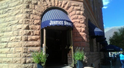 Photo of American Restaurant Justice Snow's at 328 E Hyman Ave, Aspen, Co 81611, Aspen, CO 81611, United States