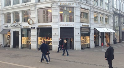 Photo of Jewelry Store Klarlund at Østergade 22, København 1100, Denmark