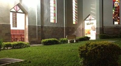 Photo of Church Paróquia de Santo Antônio at Rua Celso Clark, Nova Lima 34000-000, Brazil