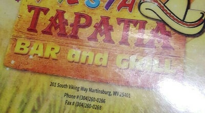 Photo of Mexican Restaurant Fiesta Tapatia at 201 S Viking Way, Martinsburg, WV 25401, United States