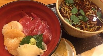 Photo of Japanese Restaurant 稲田屋 大手町店 at 大手町1-3-2, 千代田区 100-0004, Japan