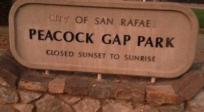 Photo of Park Peacock Gap Park at 298 Peacock Dr, San Rafael, CA 94901, United States