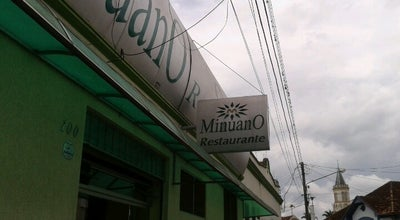 Photo of Brazilian Restaurant Restaurante e Churrascaria Minuano at R. Dr. Carlos Autran, 100, Lorena, Brazil