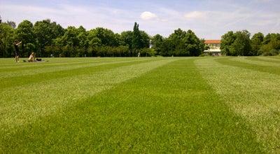 Photo of Park Borský park at U Borského Parku, Plzeň 301 00, Czech Republic