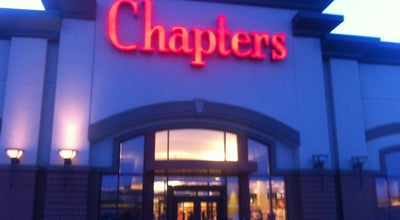 Photo of Bookstore Chapters at 1225 St Mary's Rd., Winnipeg, MB R2M 5E5, Canada