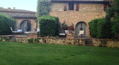 Photo of Hotel Borgo San Luigi at Strada Della Cerreta 7, Monteriggioni 53035, Italy