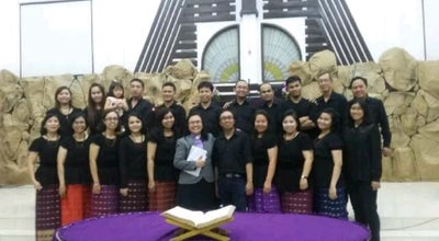 Photo of Church GKI Gresik at Jl. Dr. Wahidin Sudirohusodo, Gresik, Indonesia