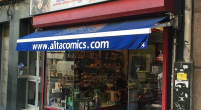 Photo of Bookstore Alita Comics at Ronda De Nelle 120, A Coruña 15010, Spain