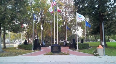 Photo of Monument / Landmark Central Park Veterans Memorial at 909 Kiely Ave, Santa Clara, CA 95051, United States