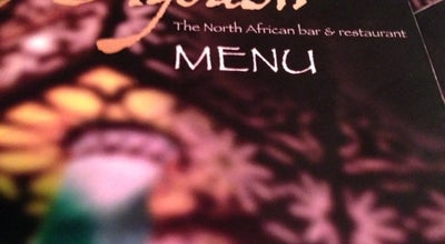 Photo of Middle Eastern Restaurant Ayoush Restaurant & Bar at 58 James St, London W1U 1HG, United Kingdom