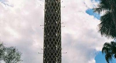 Photo of Monument / Landmark Cairo Tower | برج القاهرة at El Zohriya Garden St, None, Egypt