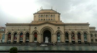 Photo of History Museum History Museum of Armenia   Հայաստանի Պատմության Թանգարան at 4, Republic Square, Yerevan 0010, Armenia