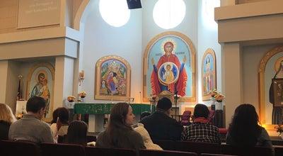 Photo of Church St. Katharine Drexel Catholic Church at 2501 S Post Rd, Weston, FL 33327, United States
