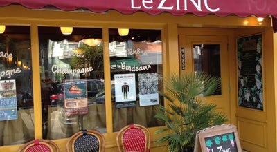 Photo of French Restaurant Le Zinc French Bistro at 4063 24th St, San Francisco, CA 94114, United States