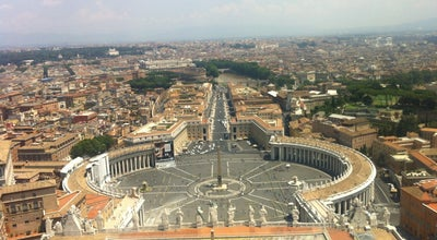 Photo of Monument / Landmark St. Peter's Square (Piazza San Pietro) at Piazza San Pietro, Vatican City 00120, Vatican