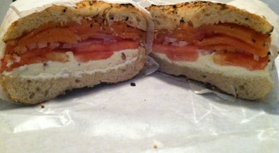 Photo of Restaurant Bagels and Brew at 4305 Broadway, Astoria, NY 11103, United States